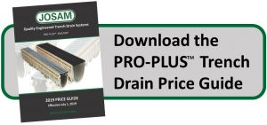 PRO-PLUS Trench Drain Price Guide
