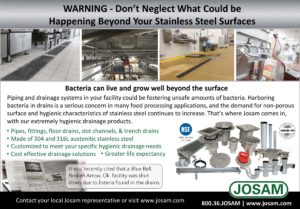 Stainless Steel AD - Food Processing