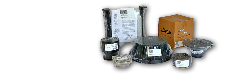 Josam Pre-Packaged Drainage Products