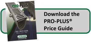 PRO-PLUS Trench Drain System Price Guide
