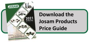 Josam Products Price Guide