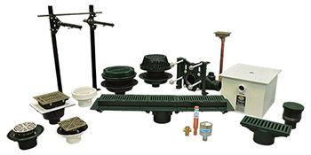Cast Iron and PVC specification drainage products