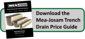Mea-Josam Trench Drain Price Guide