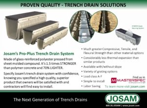 ProPlus Trench Drain AD - Plumbing Engineer_FINAL