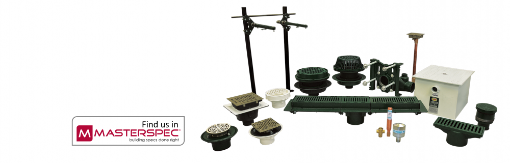 Specification Drainage Products