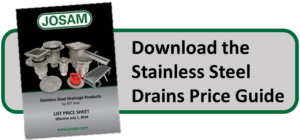 Stainless Steel Drain Price Guide