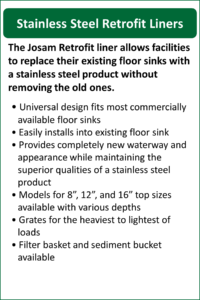 Stainless Steel RetroFit Liners Product Information