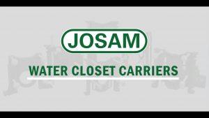 Josam Water Closet Carrier Installation Video